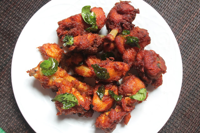 Chicken 65 Recipe - How to Make Restaurant Style Chicken 65