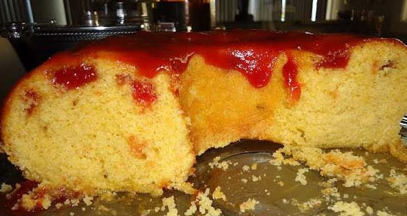 Para alguém especial , um bolo especial