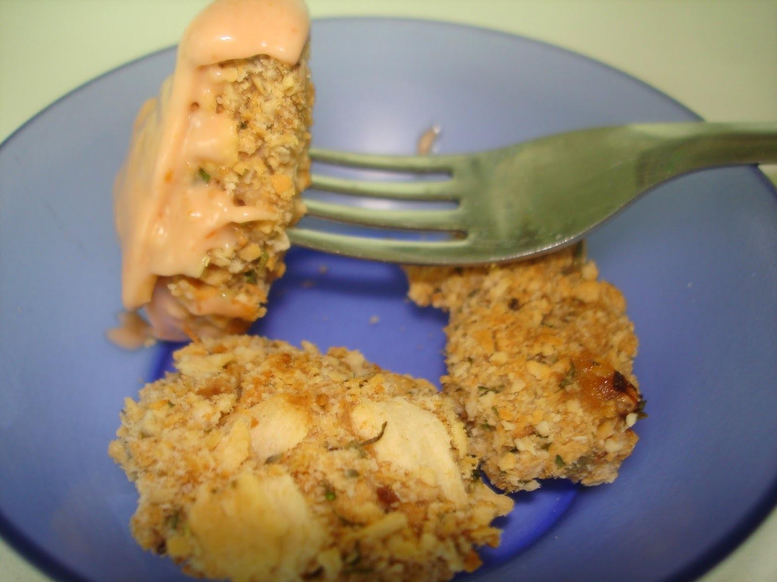 Empanadinhos Caseiros ao Forno - de Ricota ou de Frango - servem como aperitivos também e têm poucas calorias!