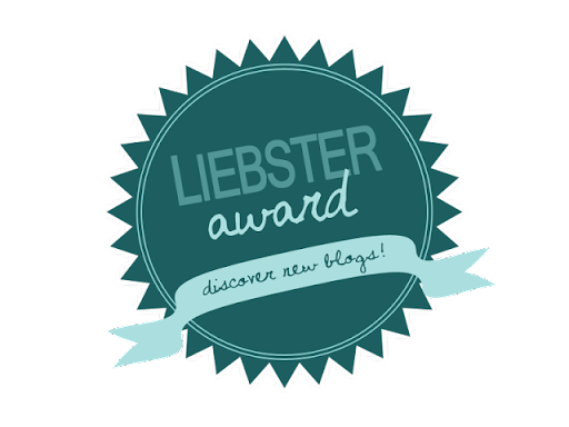 "My First Ever Award - ""Liebster Award"""