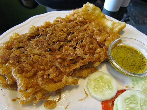 Fish Kabiraji Cutlet