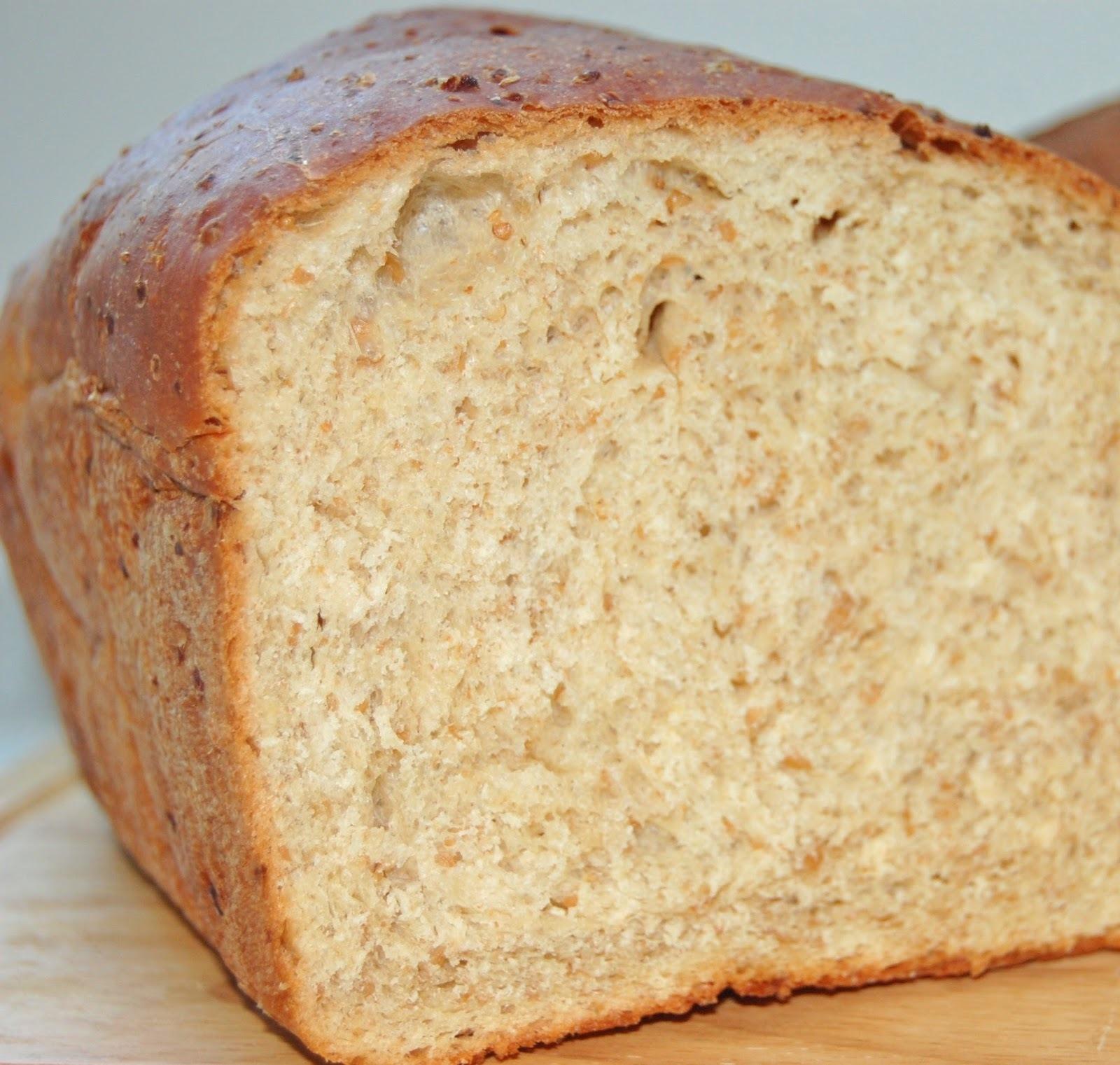 Pão Integral com Trigo para kibe