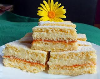 Vaníliakrémes sütemény