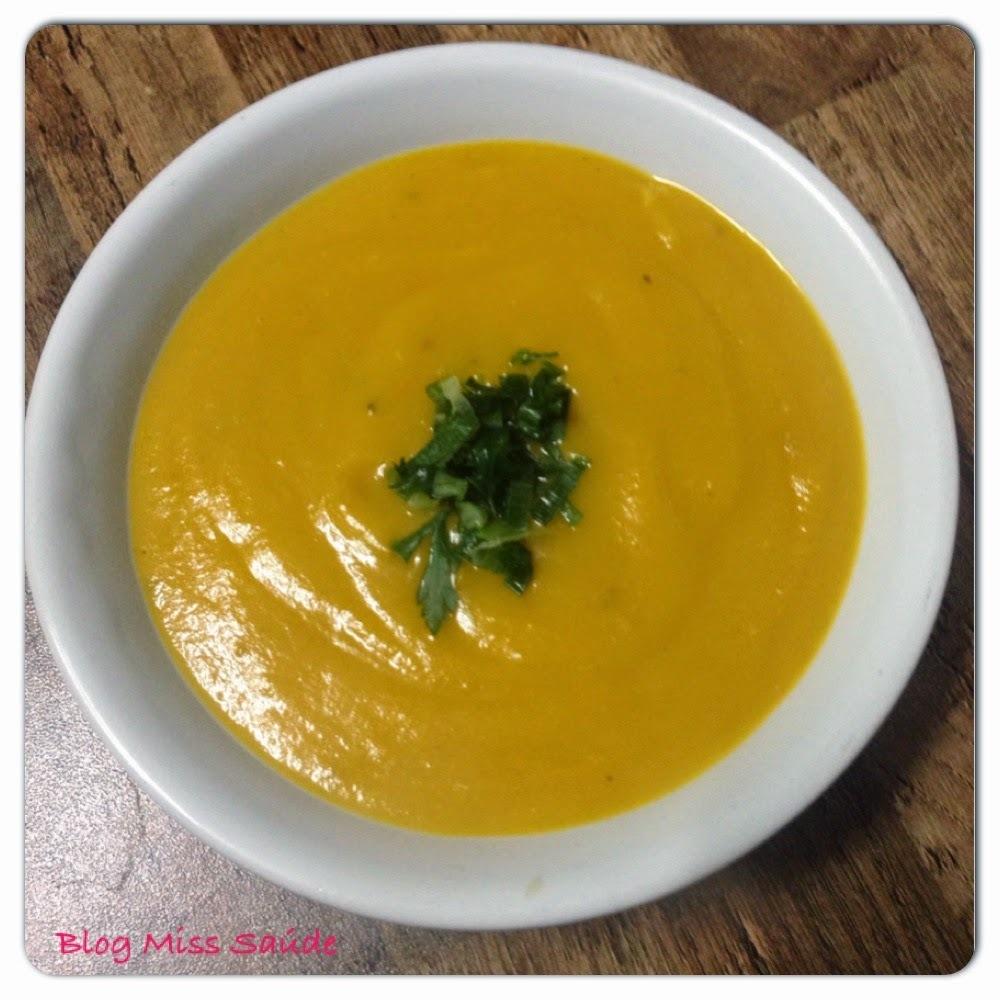 sopa de legumes que não contém carboidratos
