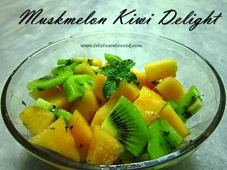 Kiwi Musk Melon Delight/Summer Delight