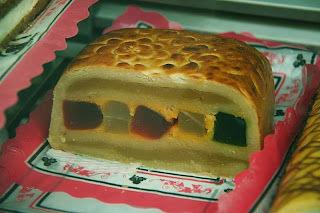 Pan de Cadiz de Navidad
