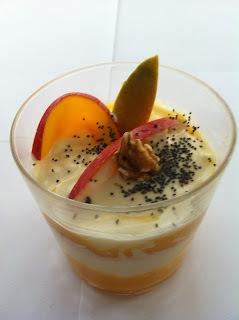 Crema De Mango Y Mascarpone