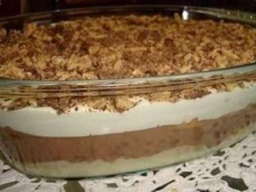Doces Chefs: Pavê de Chocolate da Érika (mas pode ser com frutas também)!