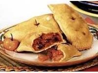 Empanada de Peixe e Camarão