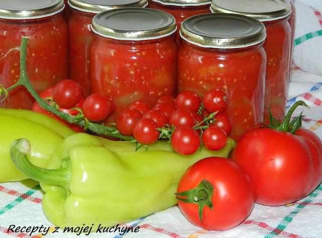 Lečo bez oleja alebo paprika v rajčinovej šťave