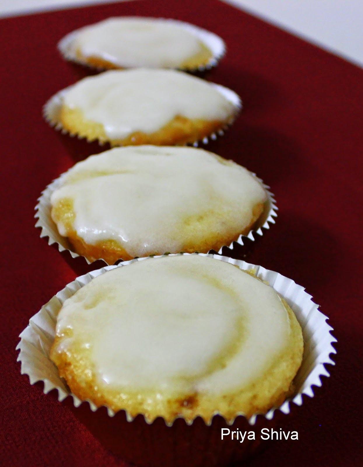 lemon cake eggless