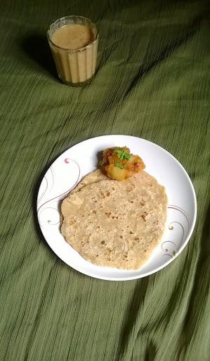 Potato Chapathi