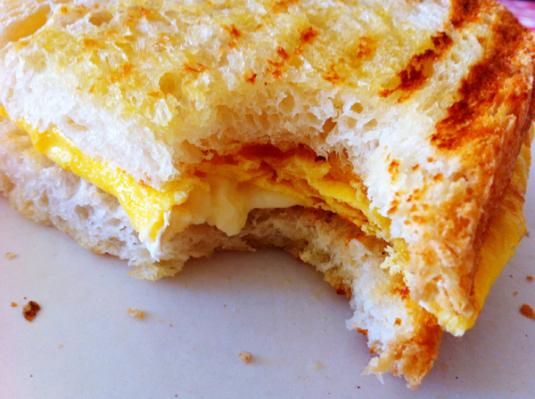 Pão com ovo sem segredos