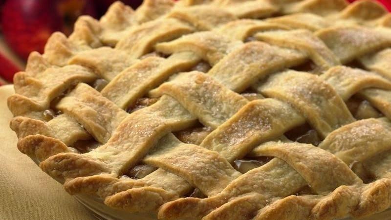 Cómo hacer Tarta de Manzana (apple pie). Versión USA.