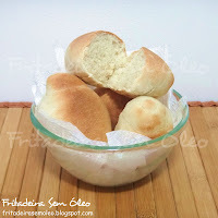 pão caseiro doce fofinho