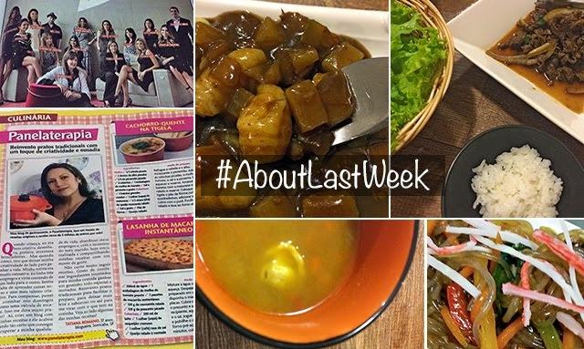#AboutLastWeek: Descanso, Revistas, Koreano