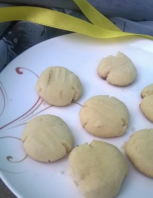 Rice Cookies | Rice Flour Cookies | Eggless Rice Cookies