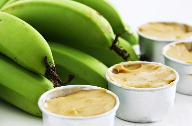 Biomassa de banana - composto 100% natural que dá pra fazer até BRIGADEIROS