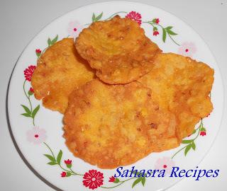 Nippattu / Rice Flour crackers / Festival Special