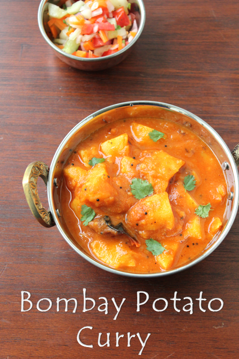 Bombay Potato Curry