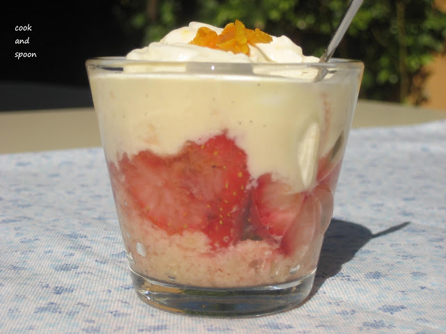 STRAWBERRY TRIFLE DE DONNA HAY