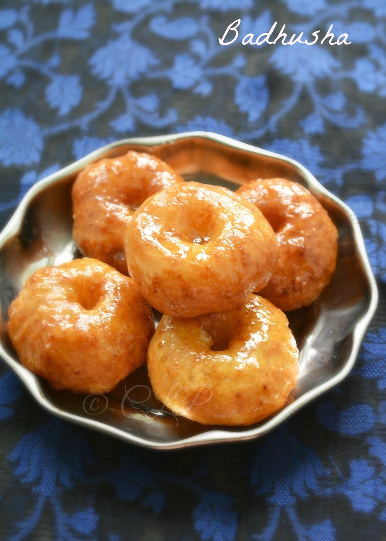 Badusha | Balushahi | South Indian sweet recipe