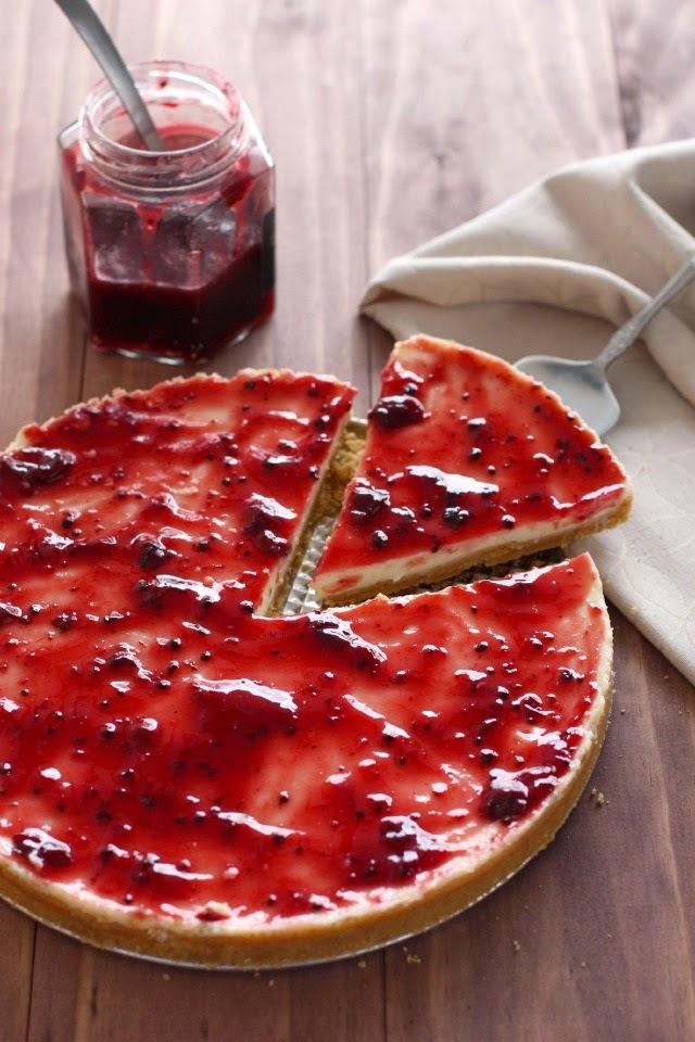 Receta: Cheesecake (de yoghurt)
