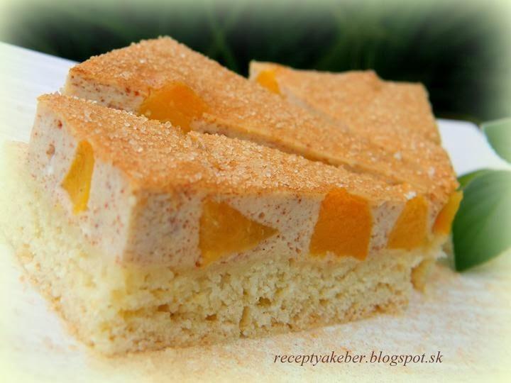 rýchly tvarohový koláč mimibazar