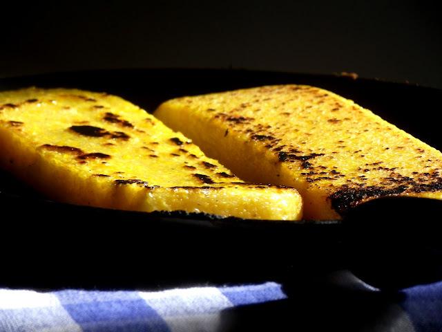 polenta de flocao