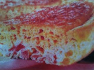 Torta Fácil de Queijo e Presunto