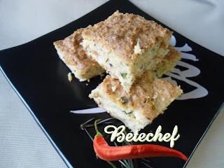 Torta de Sobras de Arroz  + Adição de Aveia + Flocos de Milho + Iogurte - Tudo de Bom