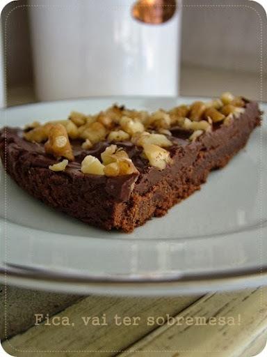 Shortbread de chocolate