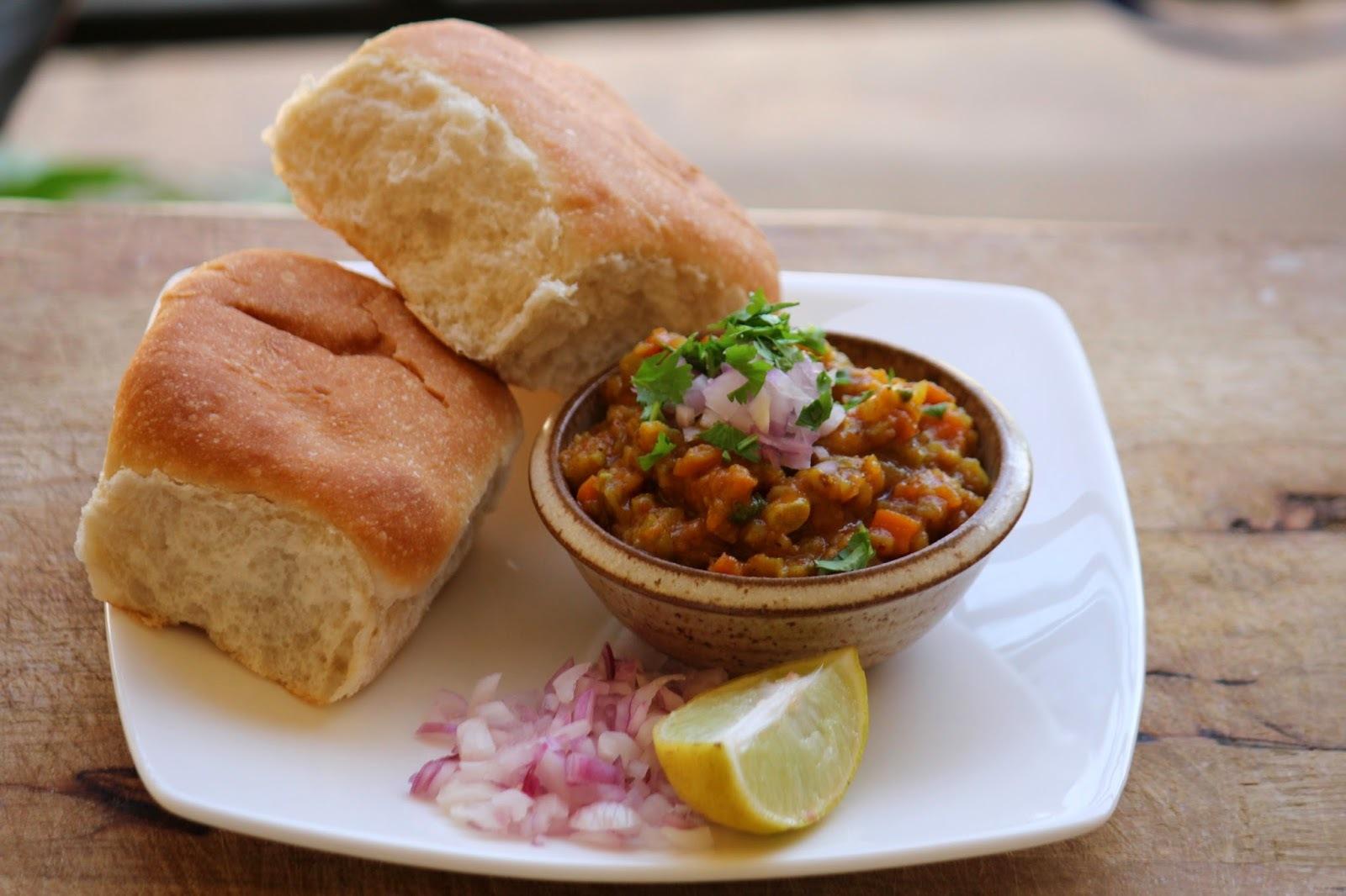 Mumbai's Special Pav Bhaji