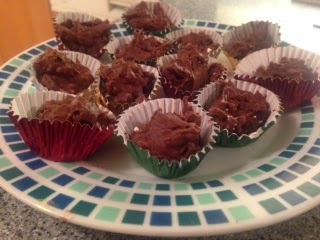 Chocolate Truffles without using double cream