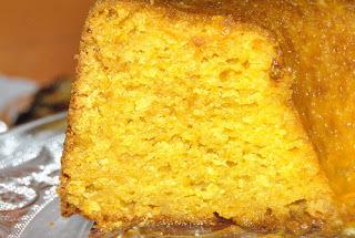 Bolo De Tangerina Diet (testado na cozinha da ABAD)