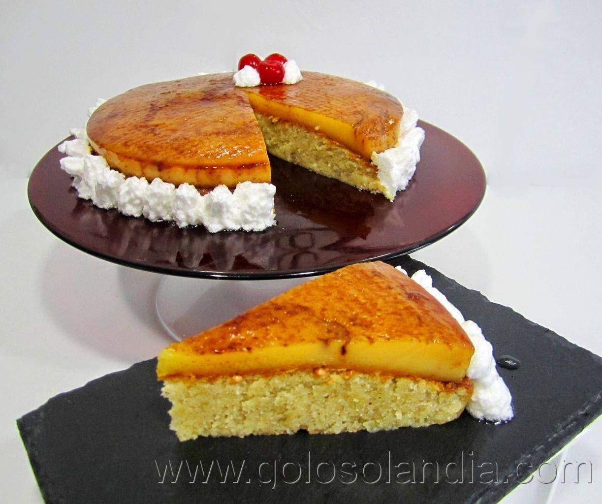 Tarta de tocinillo