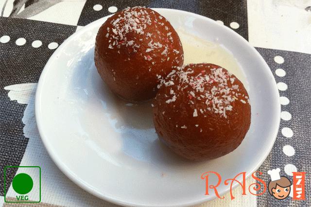 Paneer Gulab Jamun Recipe - Indian Sweet Recipe