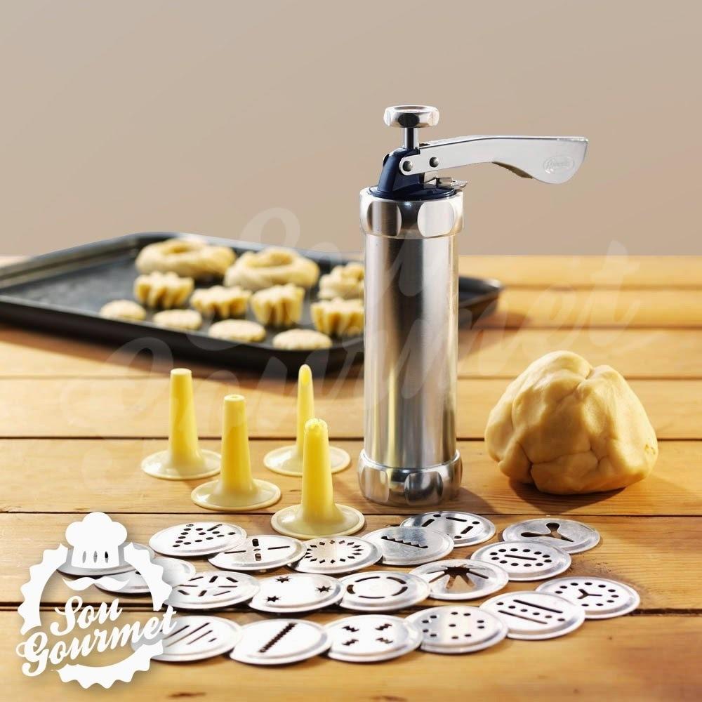 Dispara Biscoitos / Máquina de Biscoitos Caseiros!
