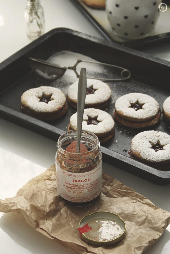 Linzer Cookies / Linski piskoti