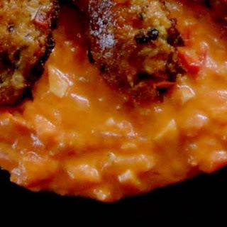 Tomaten-Rahmsauce