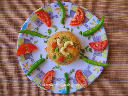 tomato bhath karnataka style