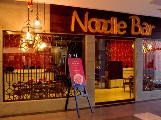 Noodle Bar, Phoenix Market City, Bangalore { Restaurant Review }