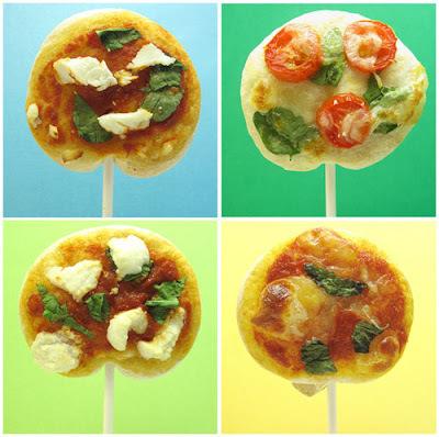 Pizza no palito