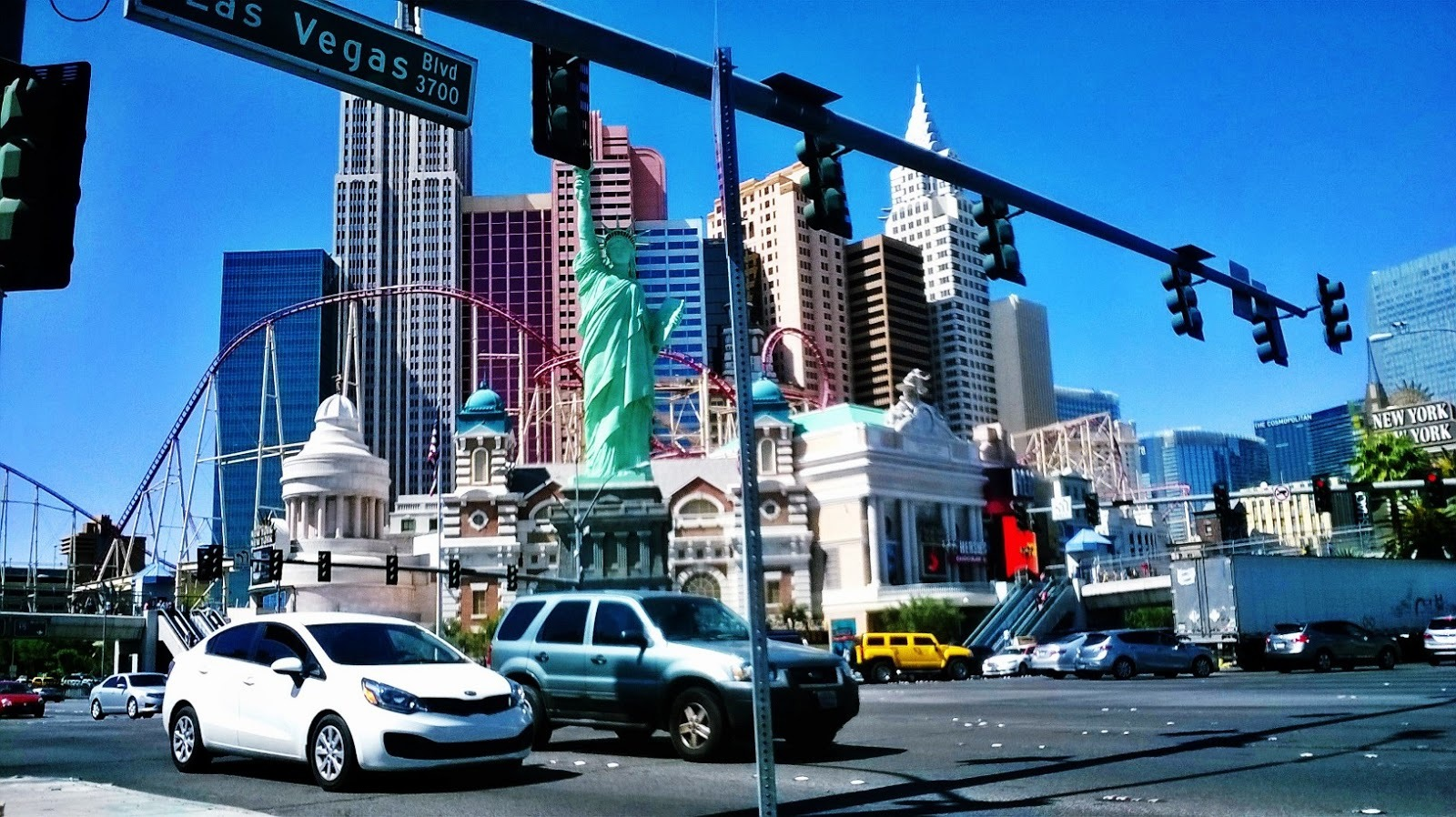 Recorrido Dulce Las Vegas II