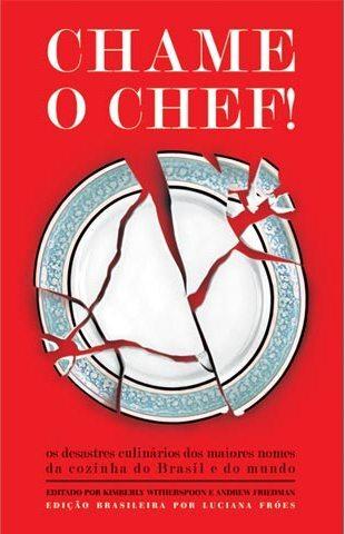 Livro - Chame o Chef