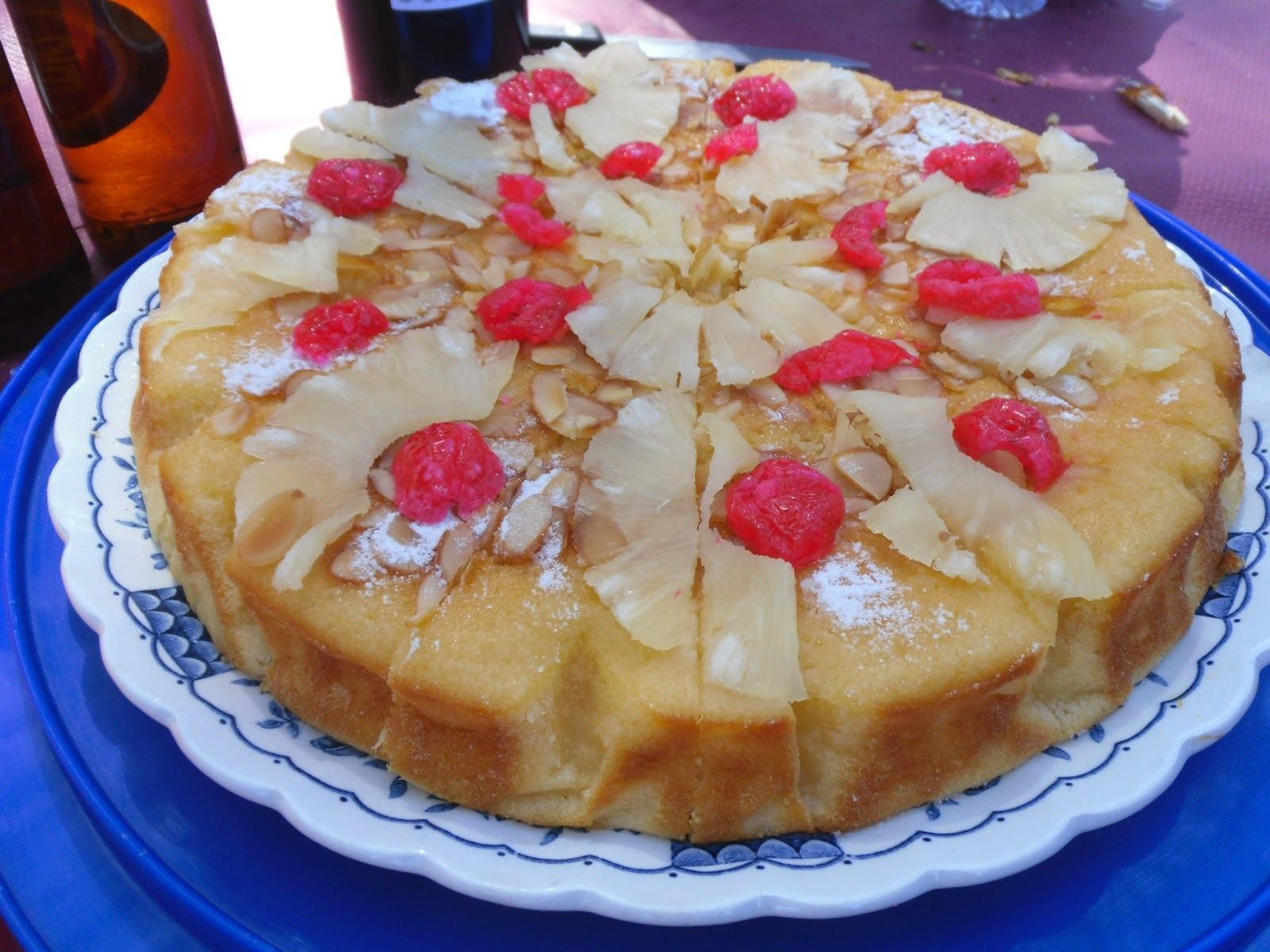 Queijada de ananás- Receita Bimby e tradicional