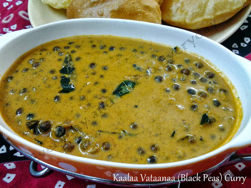 of black vatana by sanjeev kapoor