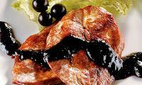 filé de frango com molho de jabuticaba