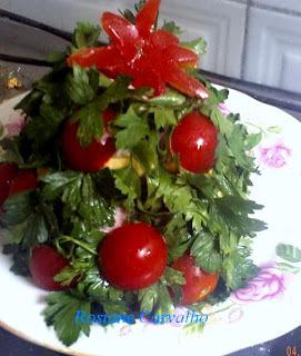 Árvore de Natal comestível