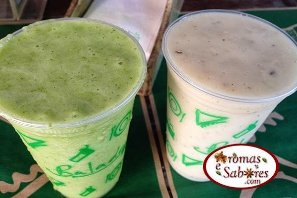 Os melhores sucos do Leblon - Onde comer no Rio de Janeiro